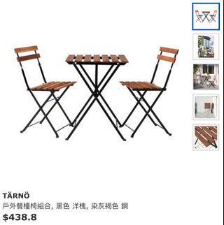 Ikea 枱及椅