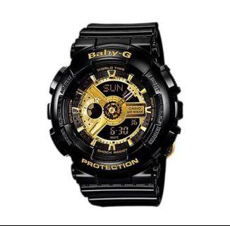 Jam Tangan G-Shock BABY G special.edition