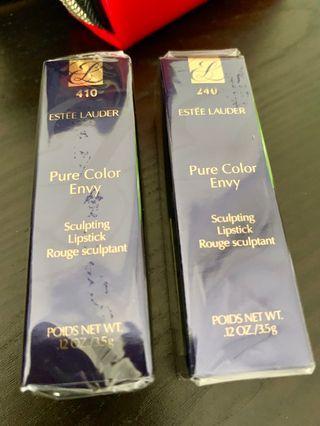 Lipstick pure color envy Estee Lauder