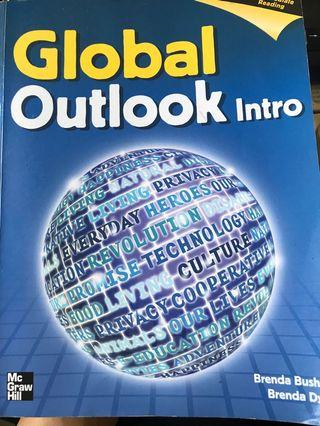 🚚 Global Outlook Intro 英文用書