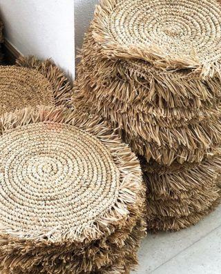 Native Raffia Placemats
