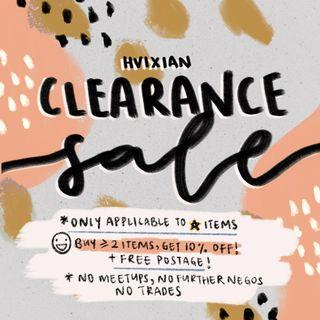 ⭐️ PRICES REDUCED, CLEARANCE SALE !!