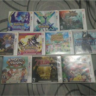 GAME 3DS TO SELL