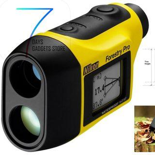 Nikon Forestry Pro Laser Rangefinder (Nikon Malaysia Warranty)