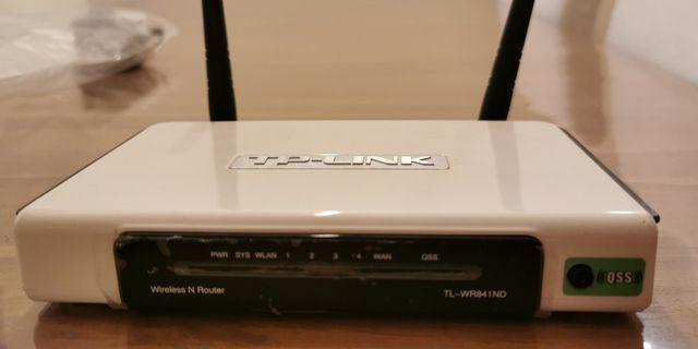 TP-Link wireless N router WR-841MD