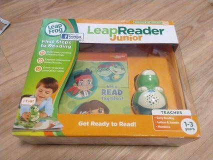 🚚 Leap reader Junior