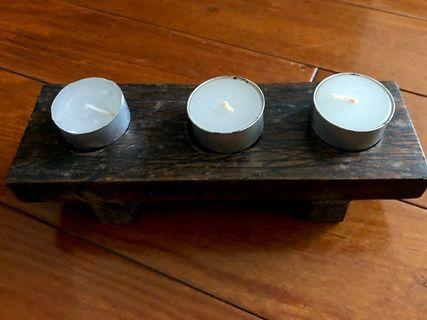 蠟燭 🕯 臺