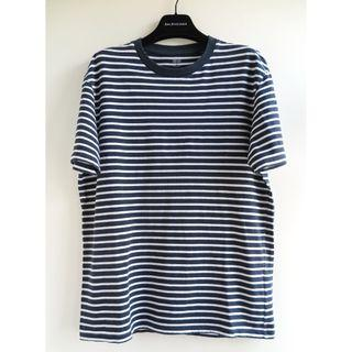 Uniqlo stripes tee(jw anderson,maison kitsune,saint laurent)