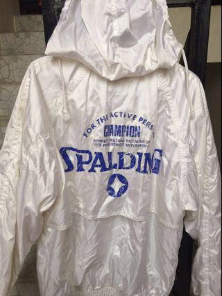 White Jacket Spalding Original