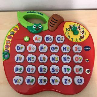 Vtech 學英文游戲玩具 可交換
