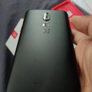 🚚 (Limited)OnePlus 6 (Matt/midnight black -64GB) limited edition
