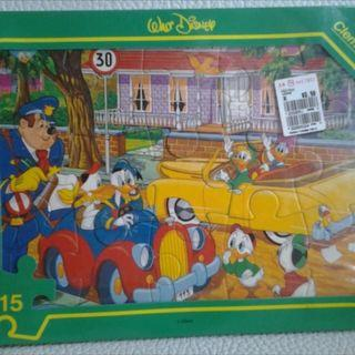 DISNEY & COLOURFUL JIGSAW PUZZLES FOR YOUR LITTLE ONES