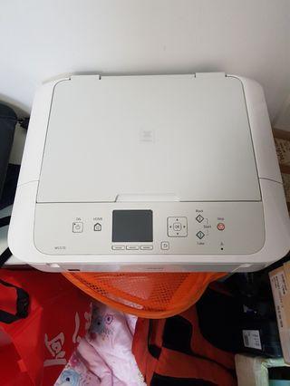 🚚 Canon printer MG5770