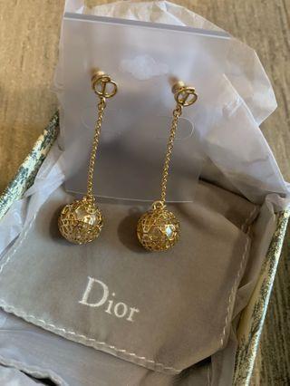 Dior 耳環authentic
