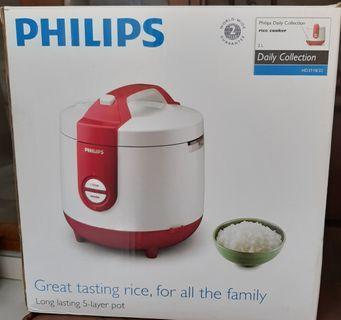 Rice magic cooker (Phillips)