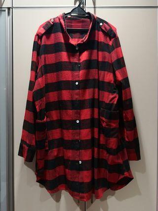 Boyfriend Shirt Plus Size