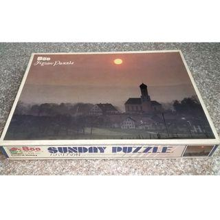 800 PIECES SCENIC JIGSAW PUZZLE (MADE IN JAPAN)