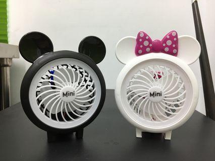米妮兩用風扇