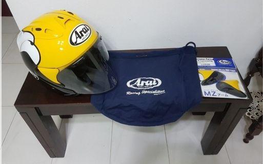 Hari Raya Sale Arai Ram 4 kenny helmet