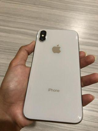 Jual Iphone X 64gb