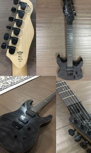 Champan ML1 Modern Gitar Listrik