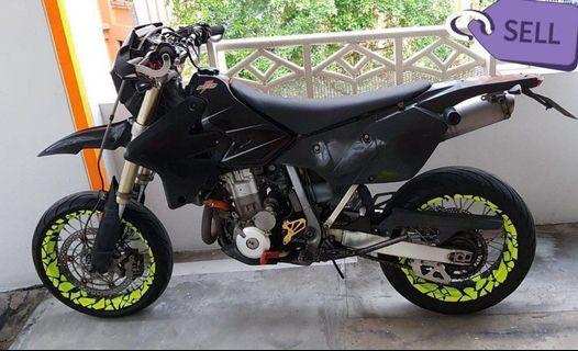 Suzuki DRZ 400sm