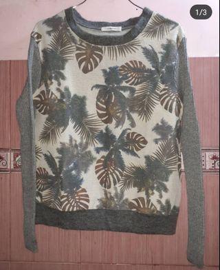 #mauthr Sweater Tropical