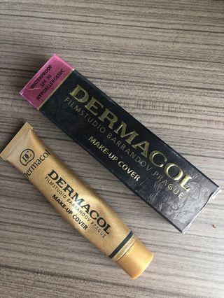 [Dermacol] Makeup Cover Waterproof - 213