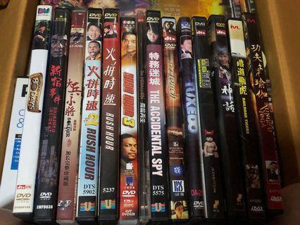 成龍系列DVD
