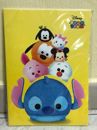 Disney A4 note book