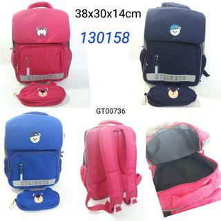 🚚 Primary School Backpack for Boys and Girls