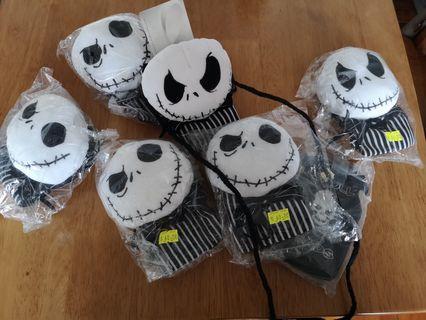 Halloween 小禮物,coins bag  card holder, otopus holder