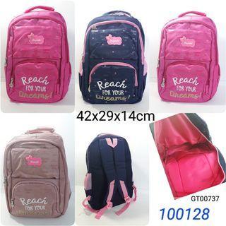 🚚 [CHEAPEST] School Backpack for Girls