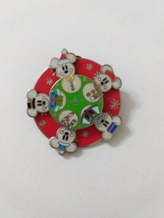 Disney pin pins 廸士尼徽章 襟章(包郵) Mickey