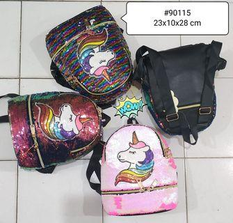 🚚 Sequin Fashion Backpack