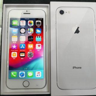 🚚 中古 iPhone 8 64G 銀 🉑️現金分期