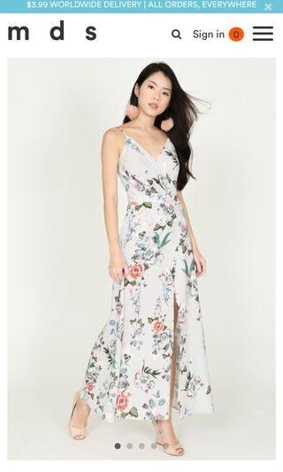 MDS Collection Magnolia Dress