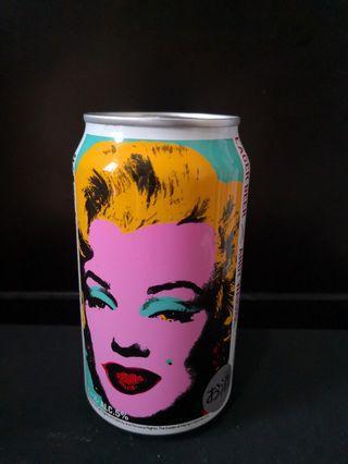 [限量]Andy Warhol x 麒麟啤 特別牌