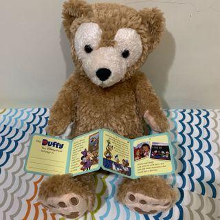 🚚 香港迪士尼 Duffy 達菲熊🐻 S號 娃娃 玩偶