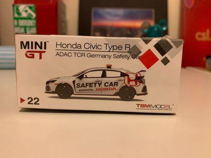 印尼限定,Honda Civic Type R Safety Car