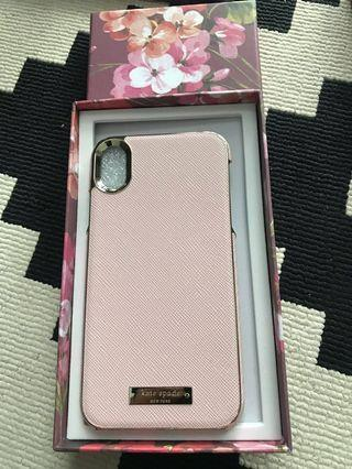 iPhone X case - Kate Spade (NEW YORK)