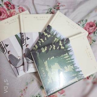 CHEN SOLO ALBUM - BEAUTIFUL GOODBYE