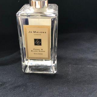 桃園機場買的Jomalone香水:牡丹與胭紅麂絨