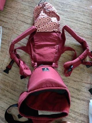 Pognae hip seat carrier PRELOVED