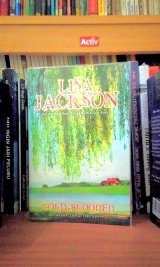Cold Blooded Lisa Jackson novel bekas #mauthr
