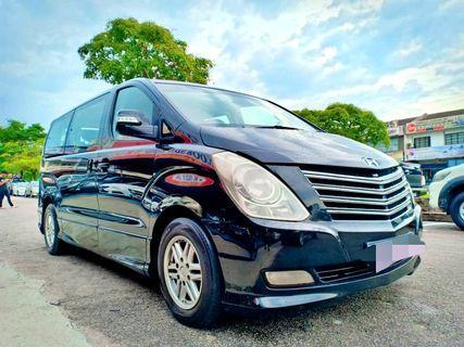 Hyundai Grand Starex Royale 2.5 (A) 2010