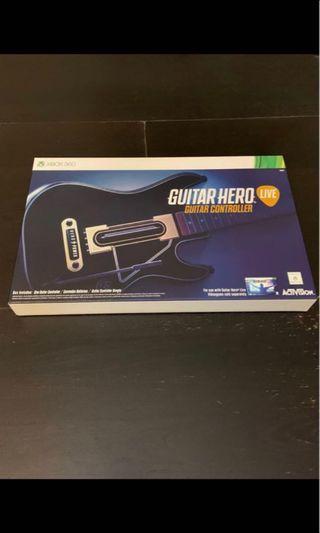 🚚 Brand new Xbox 360 guitar hero.
