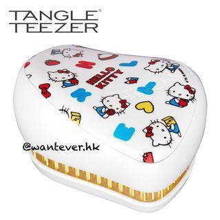 Sanrio Hello Kitty Tangle Teezer護髪梳🔮