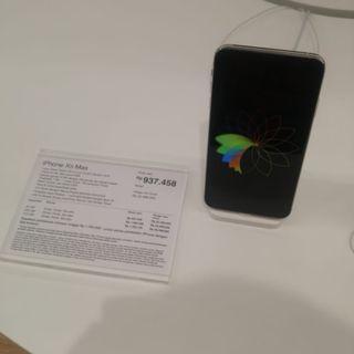 Kredit 0% iphone xs max 64gb tanpa kartu kredit cuma 4 bln grnsi resmi