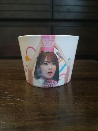 IZ*ONE HKT48 Produce 48 Miyawaki Sakura Cup Sleeve